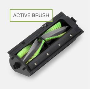Roomy 4 - Active Brush